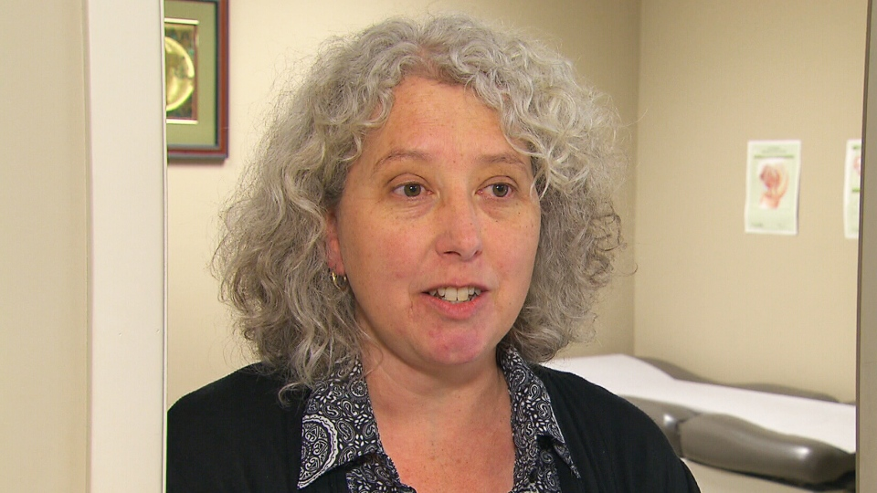 Nurse practitioner Sue Graffe says the biggest problem with refugee health care cuts is that basic services are being denied. (CTV National News)