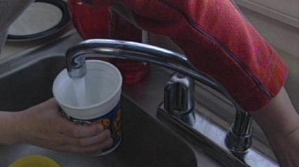 Calgary tap water