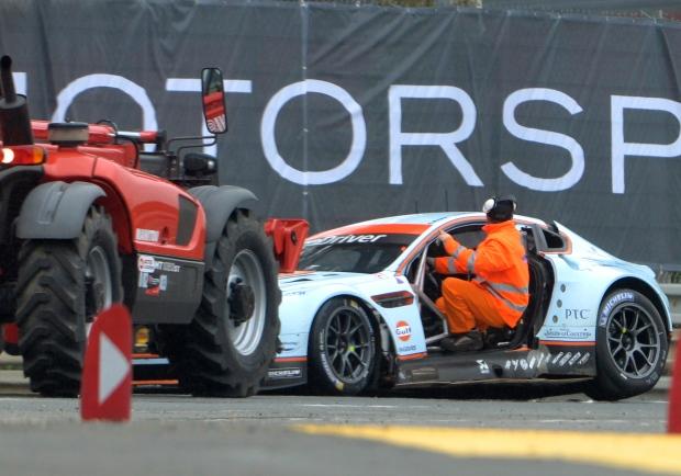 Danish driver dies at 24 Hour Le Mans