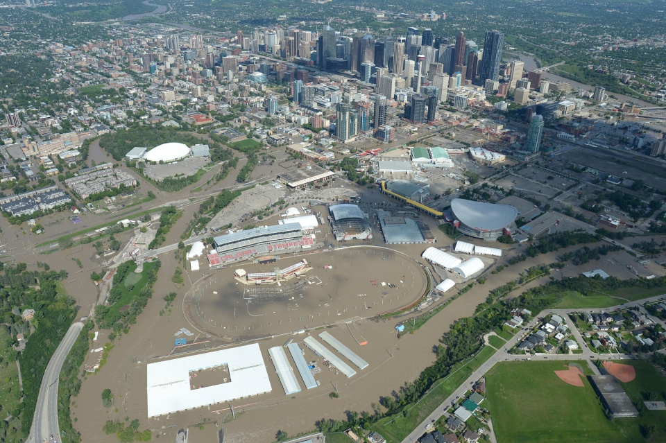 Flooding In Calgary And Toronto Top Environment Canada S