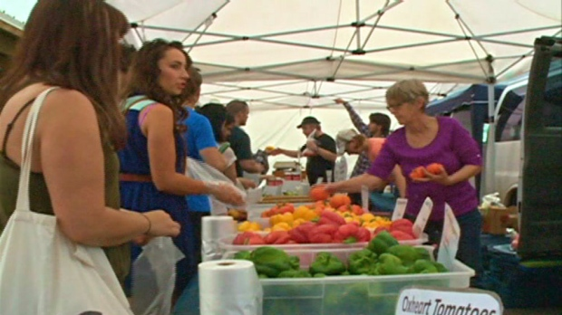 Farmers Market needs repairs to roof, city says