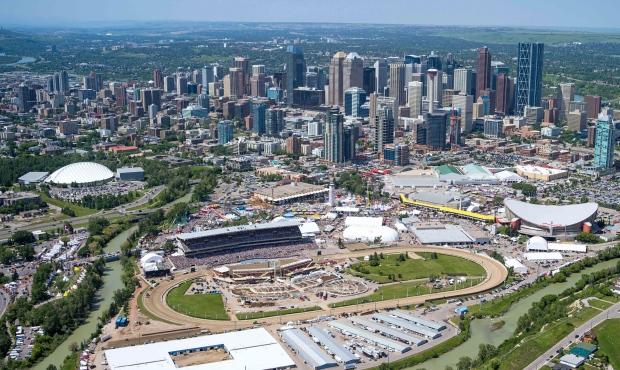 Calgary: Before