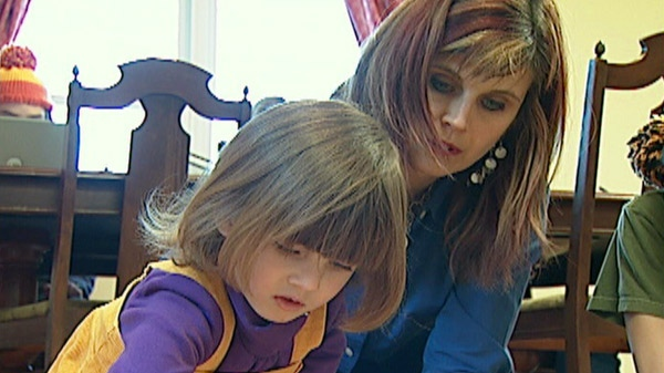 Jennifer Timm is a stay at home mom who home schools her children in Kitchener, Ont.