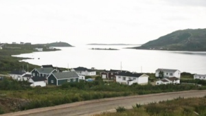 Red Bay is seen in this file image. (Parks Canada)