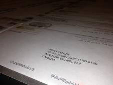 Mass marketing fraud letter