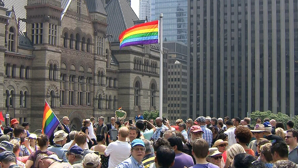 Wynne To Be First Ont Premier To March In Toronto Gay