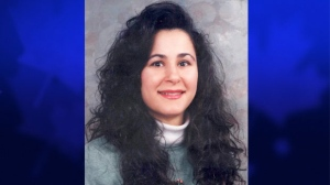 Adele Sorella is shown in a handout photo from the Laval police department.