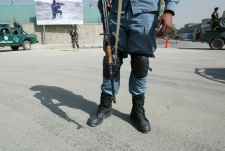 Afghanistan's presidential palace attacked