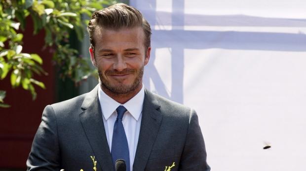 David Beckham should be next James Bond: wife