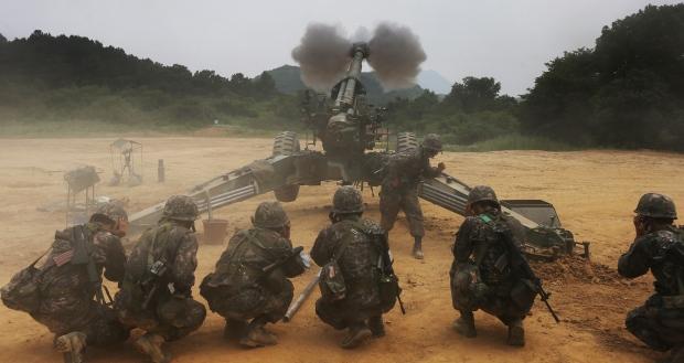 Korean War 65th anniversary