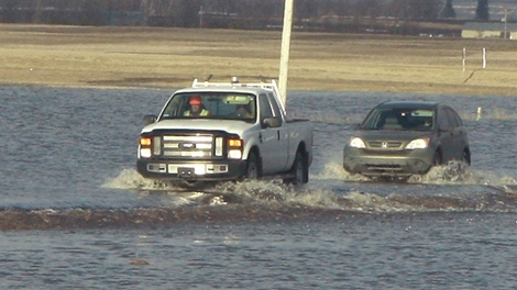 highway flooding