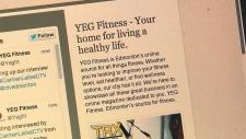 yeg fitness website