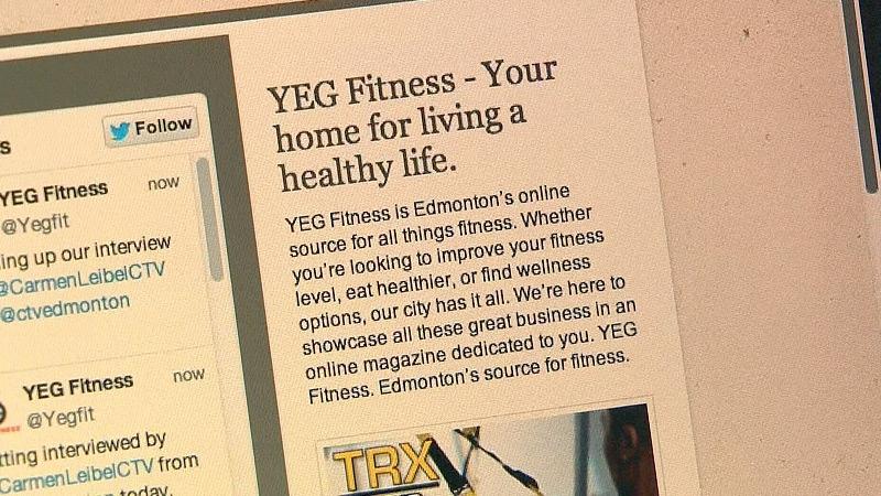 Edmonton-based social media campaign and website by TJ Sadler is helping Edmontonians get active