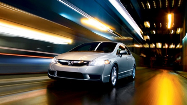 2011 Honda Civic Is Seen In This Image Courtesy Canada