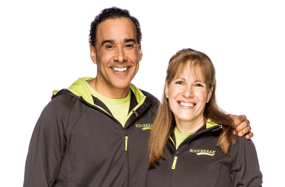 Amazing Race Canada competitors Hal Johnson and Joanne McLeod are shown in a handout photo. (THE CANADIAN PRESS)