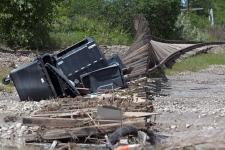 High River devastated by floods