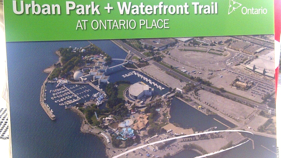 Government Unveils Plans For Urban Park At Ontario Place