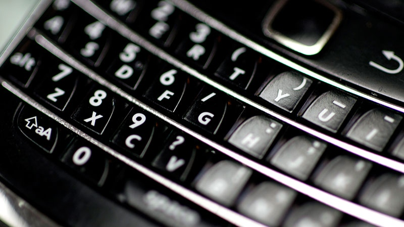 BlackBerry teams with MLSE