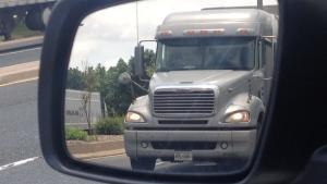Windsor transport truck