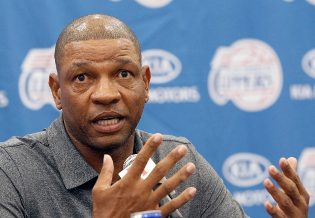 Doc Rivers new head coach for L.A. Clippers