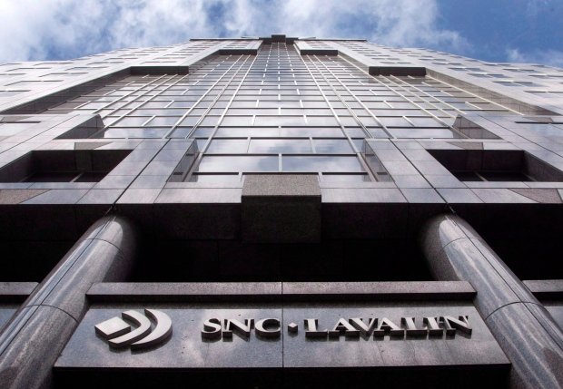 French authorities probe SNC-Lavalin