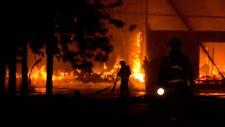 Sunrise Propane 2008 explosion in Toronto
