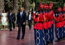 Barack Obama in Africa