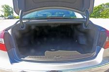 2013 Hyundai Genesis Sedan Trunk