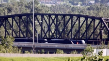Calgary Bonnybrook Bridge
