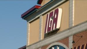 CTV Montreal: Menard suspends IGA employee