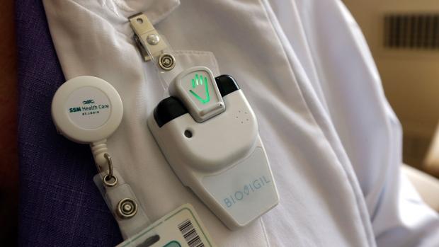 High-tech ways to keep hospitals clean