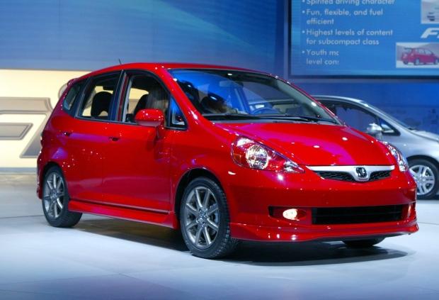 Honda Canada recalls Honda Fit