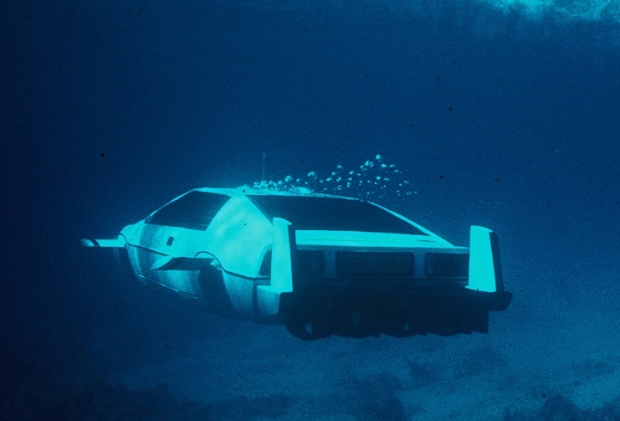 Lotus Esprit submarine for sale