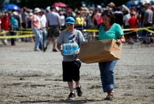High River residents prepare to return home