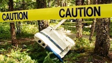 Plane crash in B.C.