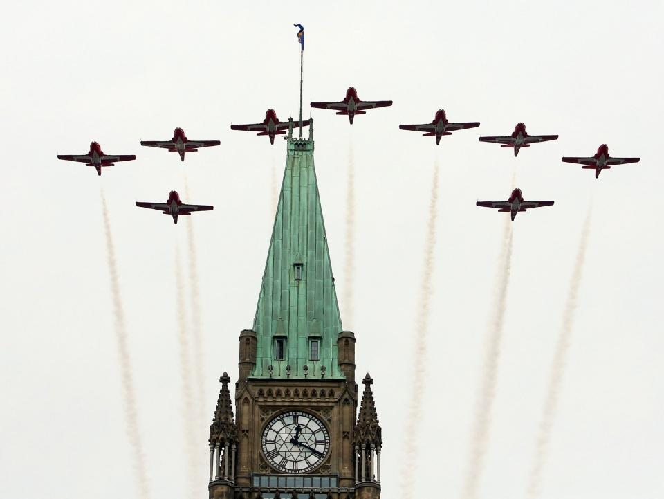 Ottawa Canada Day