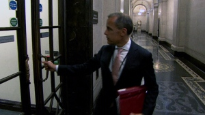 CTV National News: Carney's first day on the job