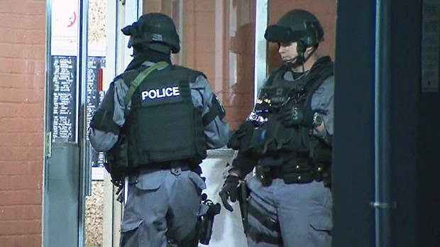 A group of Canadian news organizations is asking a judge to unseal police search warrants linked to a drug and gun trafficking raid that saw 44 arrests in Toronto and Windsor.
