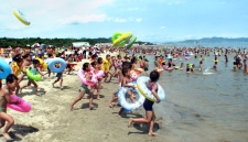 North Korea vacation