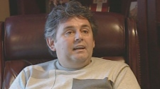 Father Joe LeClair appears in this file photo. LeClair admitted to a gambling problem after his addiction was exposed in an Ottawa Citizen investigation, Saturday, April 16, 2011.