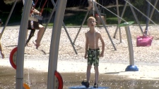 B.C. deals with extreme heat
