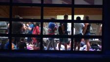 Thunderstorm leaves kids at camp injured