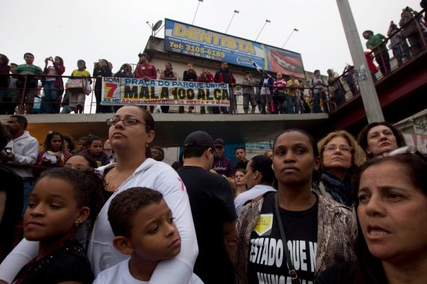 Brazilian protests continue
