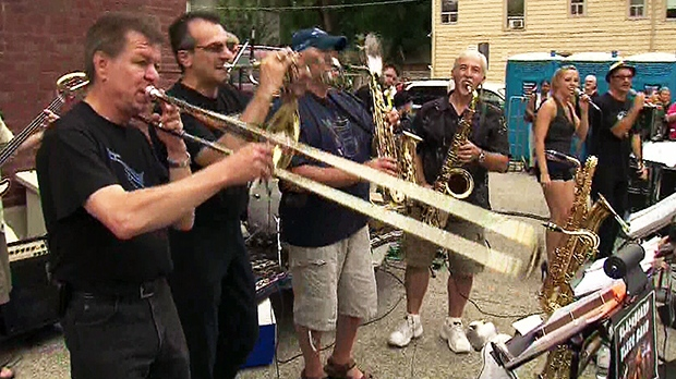 CTV Toronto: Jazz festival's 25th anniversary