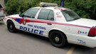 A York Regional Police cruiser is seen in this undated photo.