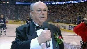 CTV Edmonton: Well-known anthem singer passes away
