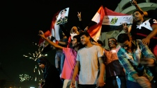Egypt celebrate