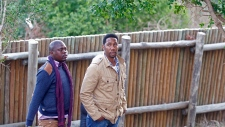 Mandela grandson returns bodies
