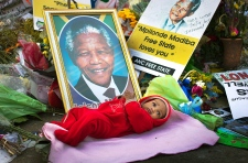 Nelson Mandela's deceased children reburied