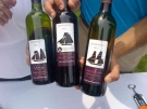 A selection of red Stowaway 1812 wine revealed in Amherstburg on Thursday, July 4, 2013. (Courtesy Tourism Windsor Essex Pelee Island)